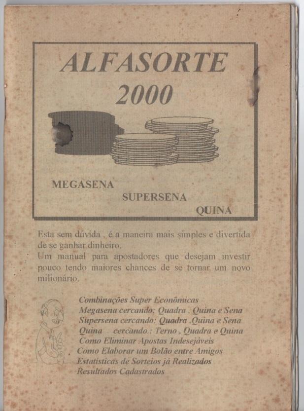Alfasorte 2000