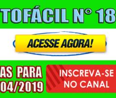 DICAS PARA LOTOFACIL 1807 → E O QUE ACONTECEU NO CONCURSO 1806